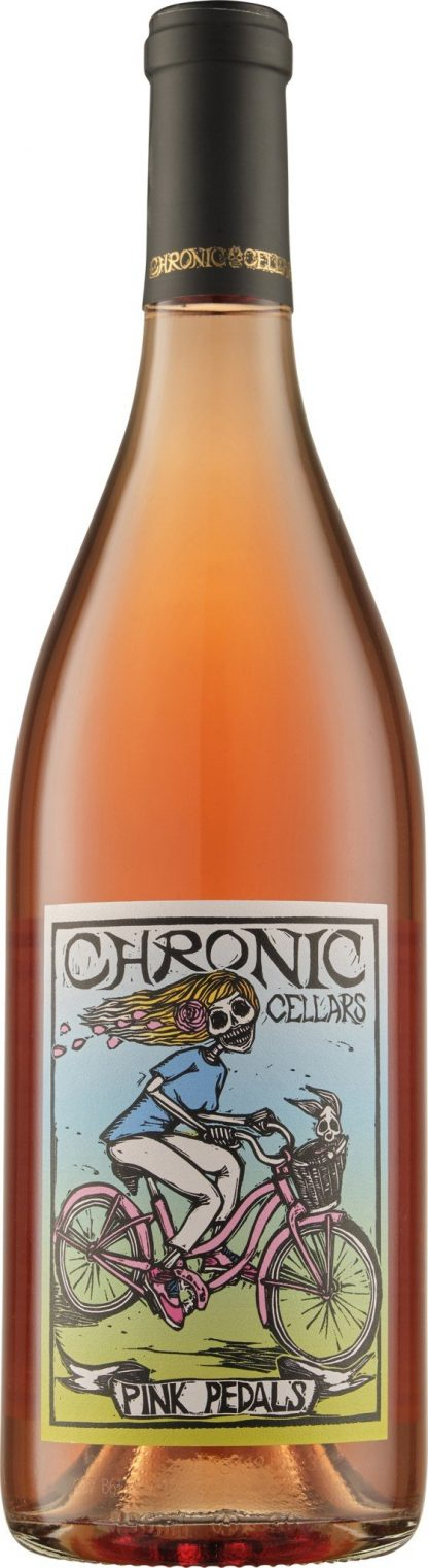 Chronic Cellars Pink Pedals rose