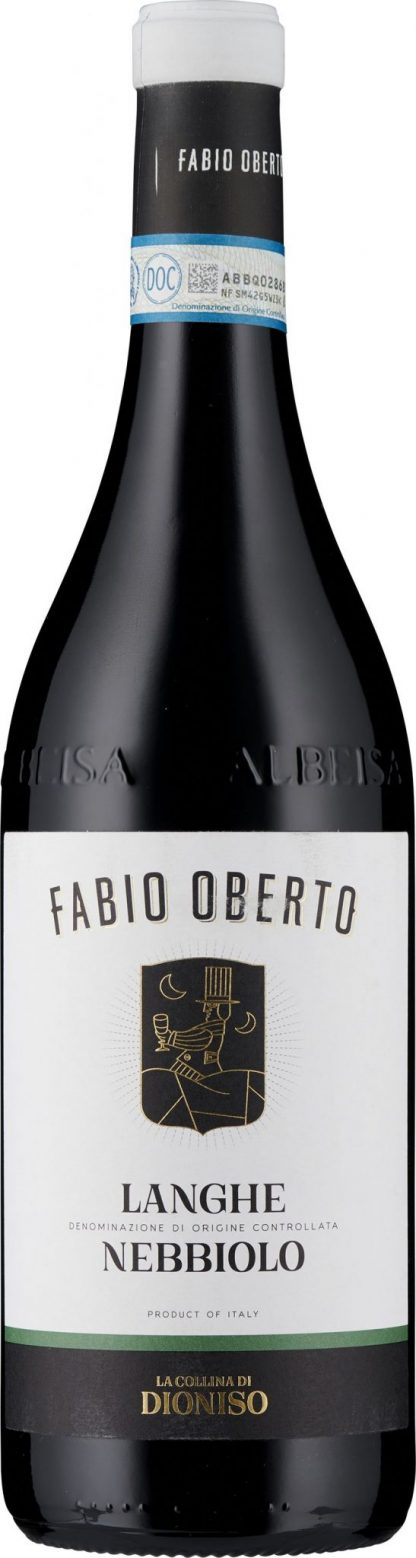 Fabio Oberto - Langhe Nebbiolo