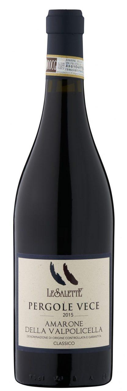 """Le Salette - Amarone """"Pergole Vece"""" 2015"""