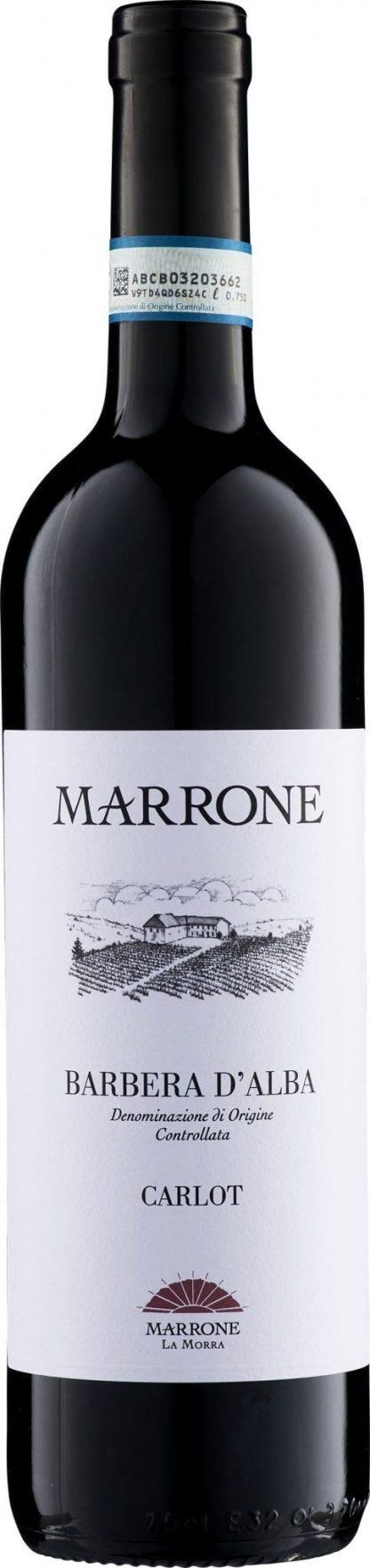 "Marrone - Barbera D'Alba DOC ""Carlot"" 2018"