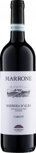 "Marrone - Barbera D'Alba DOC ""Carlot"" 2016"