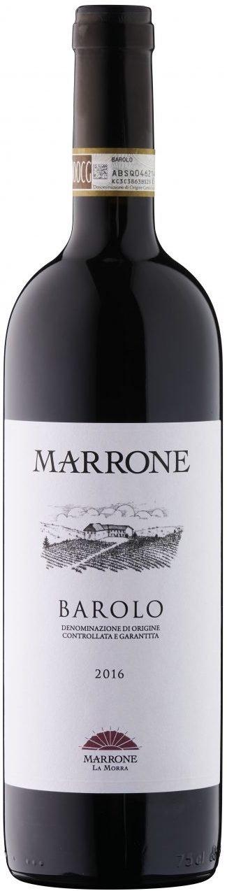 Marrone - Barolo DOCG 2016