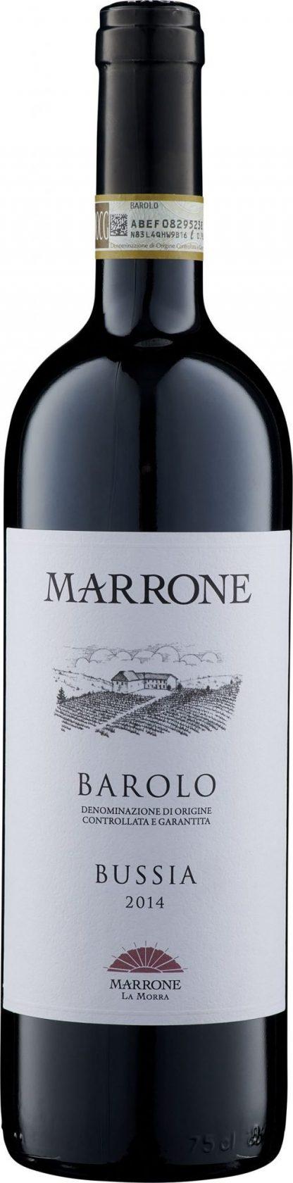 "Marrone - Barolo DOCG ""Bussia"" 2014"