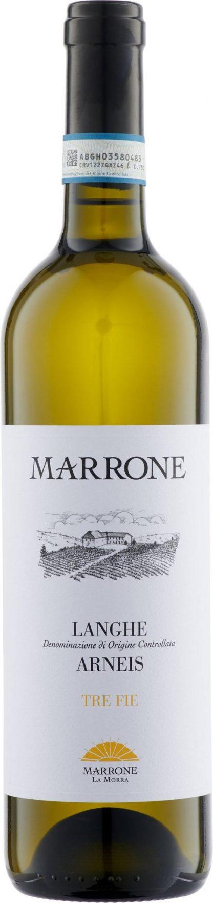 "Marrone - Langhe DOC Arneis ""Tre Fie"" 2018"