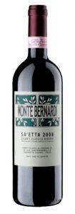 """Monte Bernardi - """"Sa'etta"""" Chianti Classico Riserva 2014"""