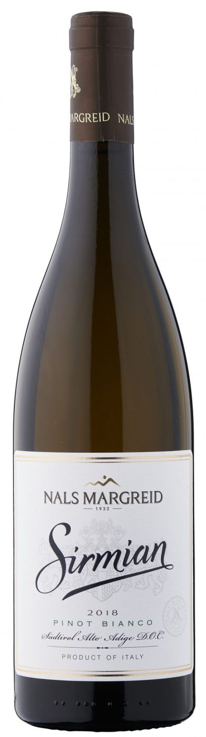 Nals Margreid - Pinot Bianco Sirmian Alto Adige 2018