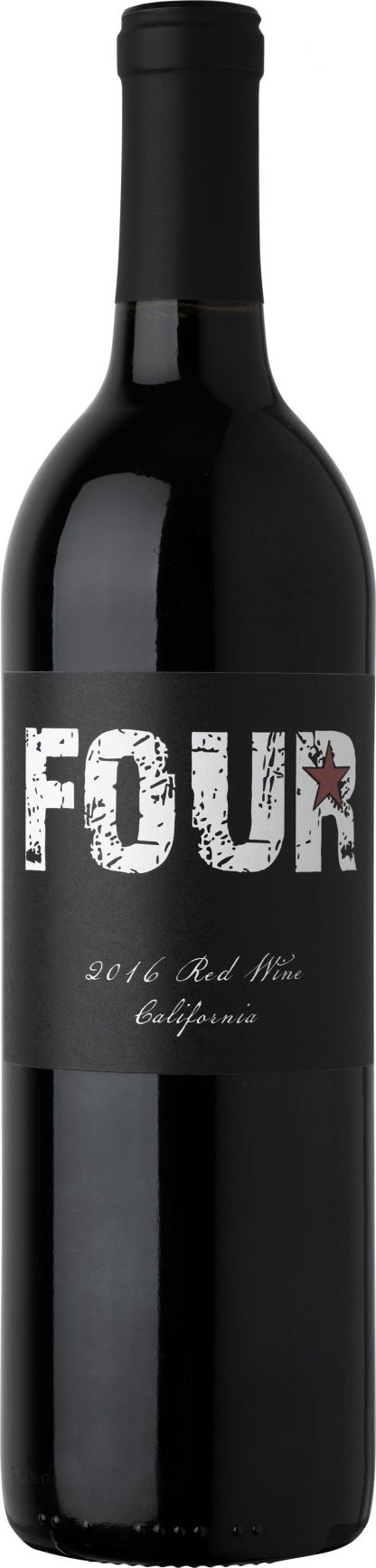 Four Star Napa - Red Blend 2016