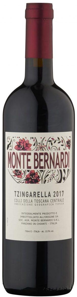 Monte Bernardi - Tzingarella 2017