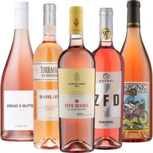 International rosé - Smagekasse