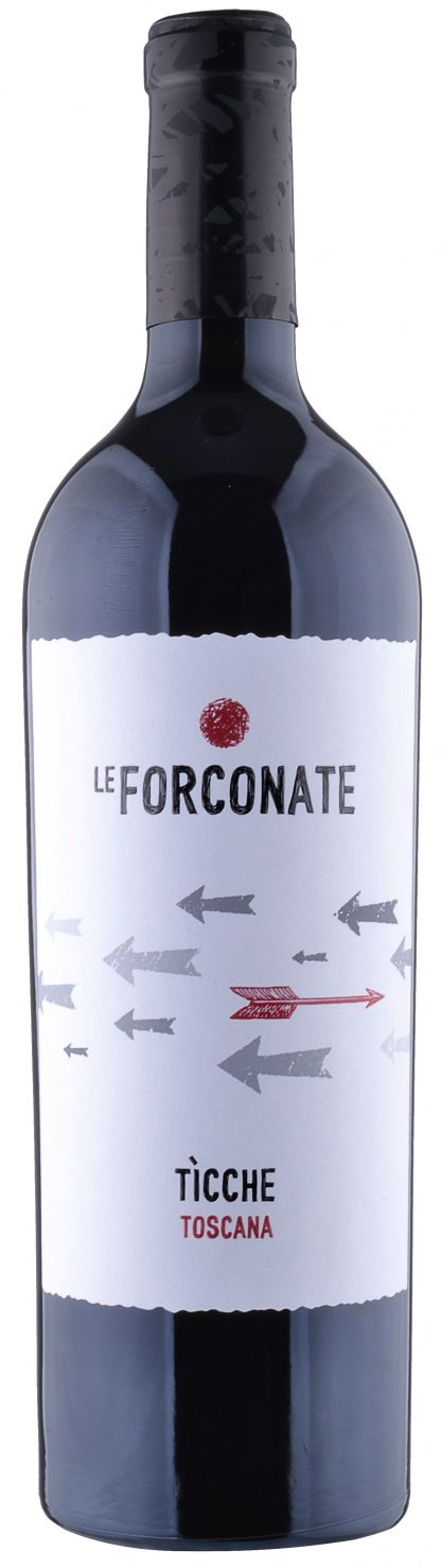 Le Forconate - Tìcche 2017