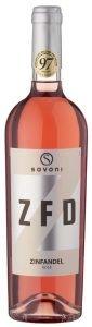 Savoni - ZFD Rosé 2018