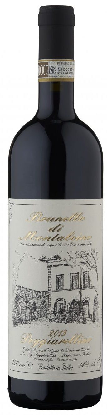 Poggiarellino - Brunello di Montalcino DOCG 2013
