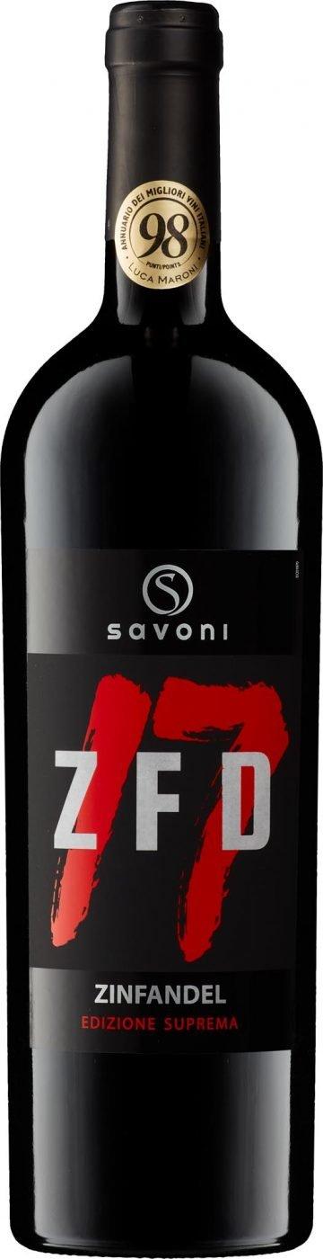 Savoni - ZFD Edizione Suprema 2018