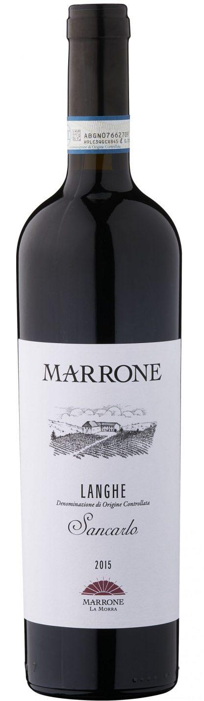 Marrone - Langhe DOC Sancarlo 2015