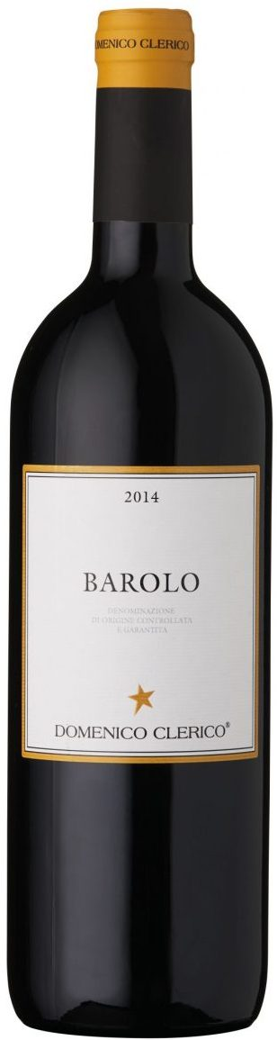Domenico Clerico - Barolo 2014
