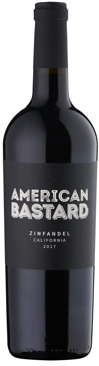 American Bastard - Zinfandel 2017