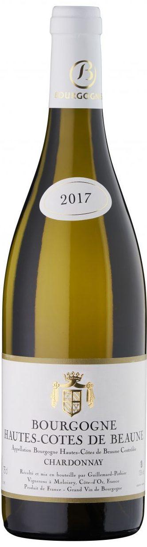 Guillemard-Pothier - Hautes-Côtes de Beaune Chardonnay 2017
