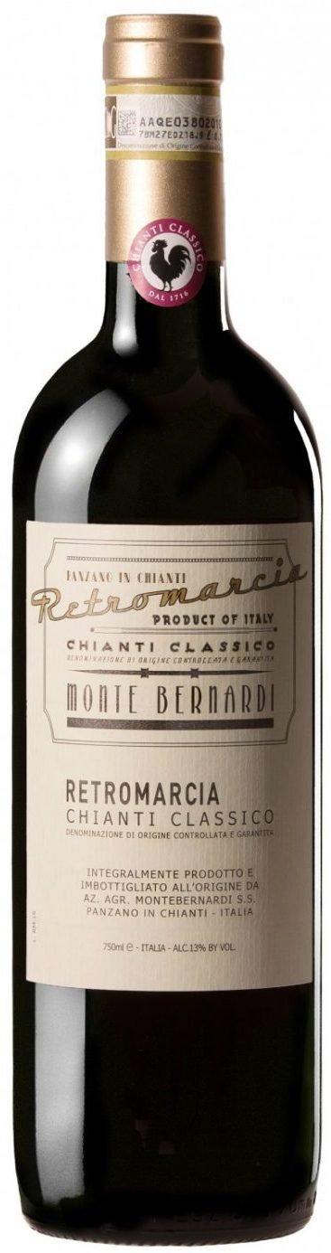 Monte Bernardi - Retromarcia 2018