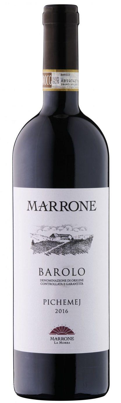 "Marrone - Barolo DOCG ""Pichemej"" 2016"