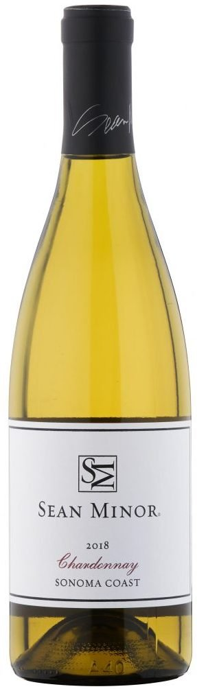 Sean Minor - Sonoma Coast Chardonnay 2018