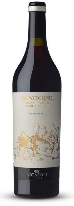 Barone Ricasoli - Roncicone Gran Selezione Chianti Classico DOBBELTMAGNUM 2016