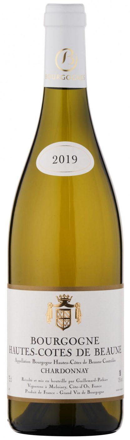 Guillemard-Pothier - Hautes-Côtes de Beaune Chardonnay 2019