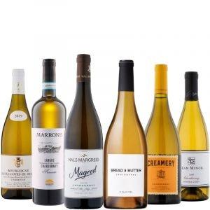 Chardonnay verden rundt - Smagekasse