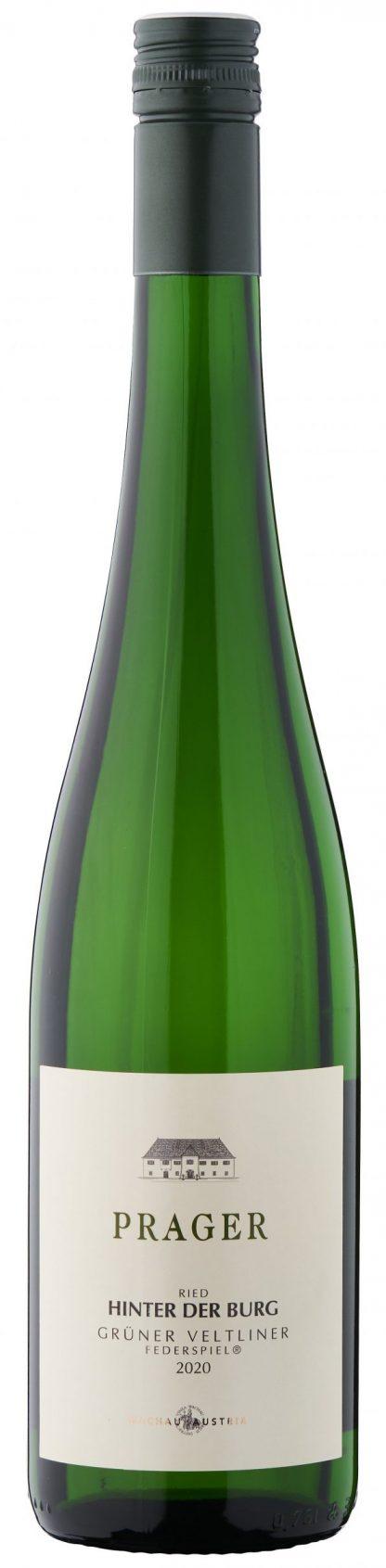 Prager - Grüner Veltliner Federspiel Ried Hinter der Burg 2020