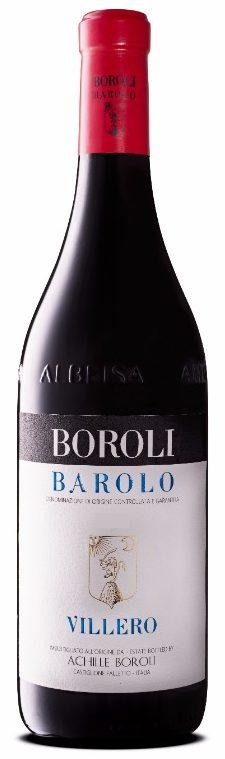Boroli - Barolo Villero 2016