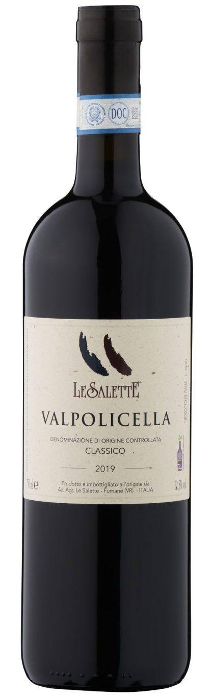 Le Salette - Valpolicella Classico 2019
