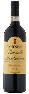"""Tornesi - Brunello di Montalcino """"Benducce 570"""" 2015"""