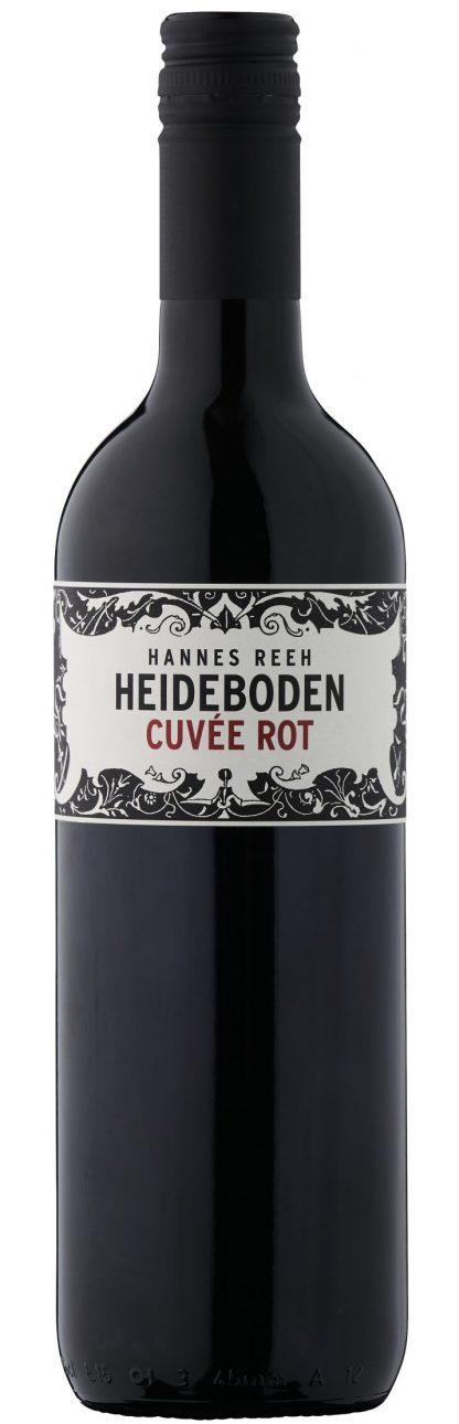 Hannes Reeh - Heideboden Cuvée Rot 2017