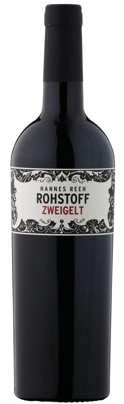 Hannes Reeh - Rohstoff Zweigelt 2019