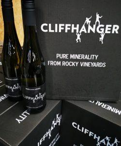 Cliffhanger - Riesling Feinherb 2020 12 flasker